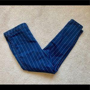 < ASOS Striped Pants >